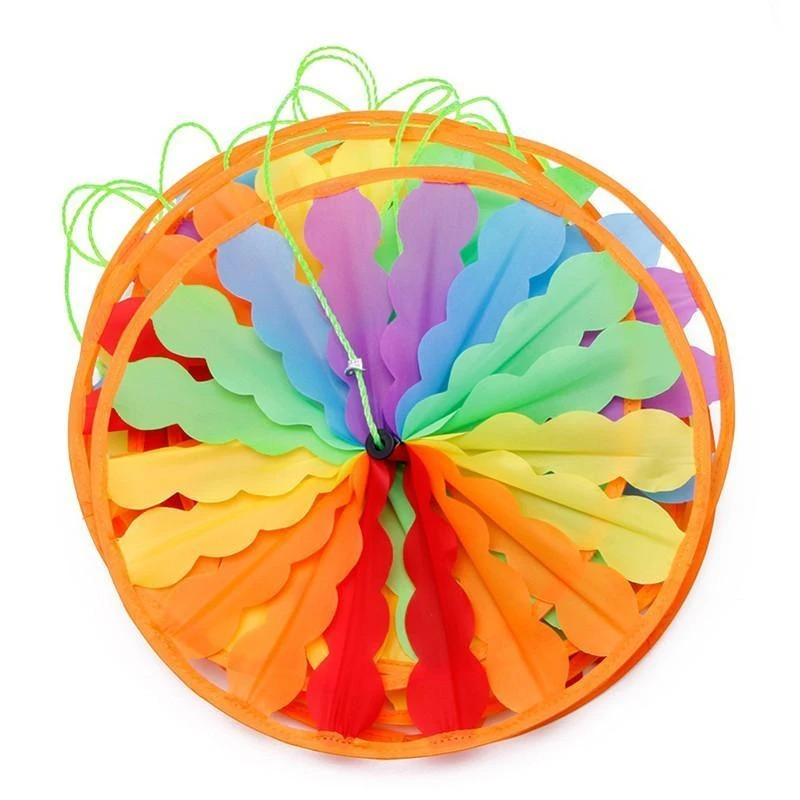 Colorful Awning Spinner