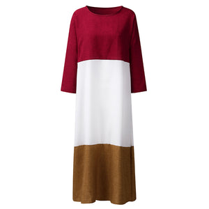 Splice Casual Dress
