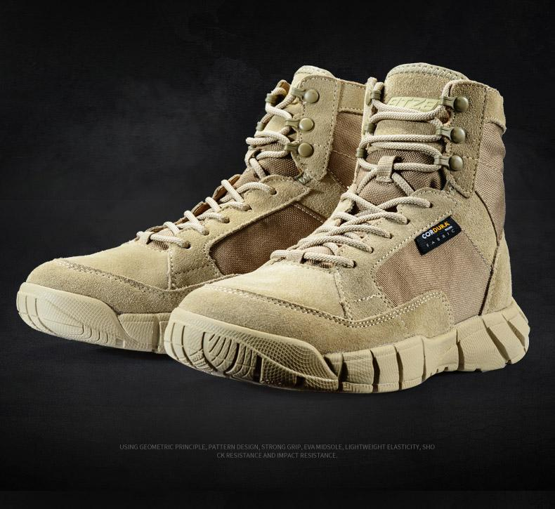 Quality Men Tactical Boots-Hiking&Climbing