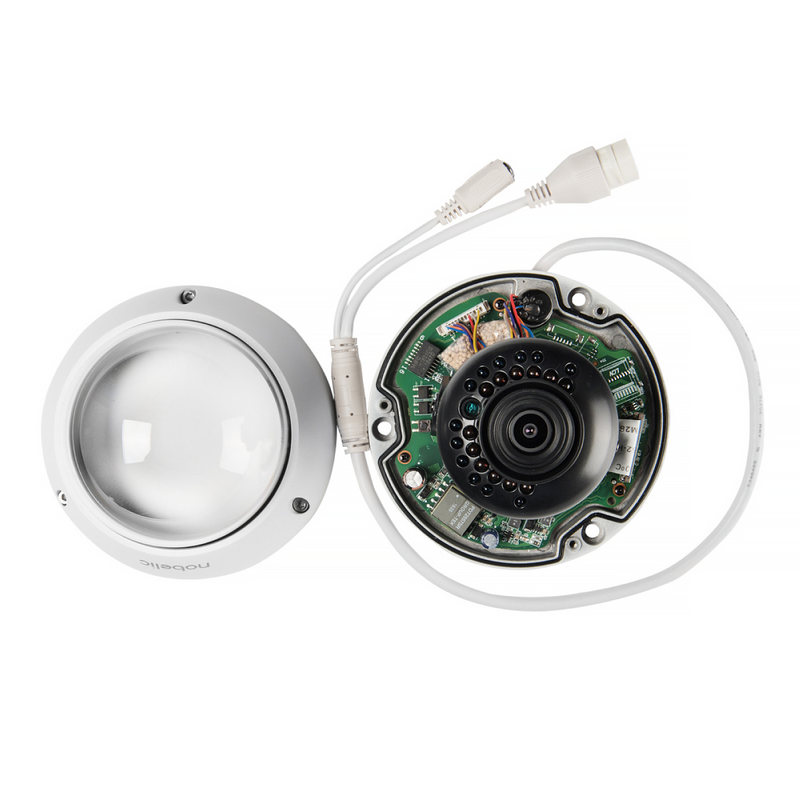 Nobelic NBLC-2230F 2MP IP Camera with PoE support