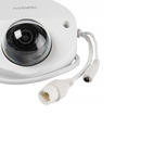 Nobelic NBLC-2420F-MSD 4MP IP Camera with microphone, PoE and microSD card support