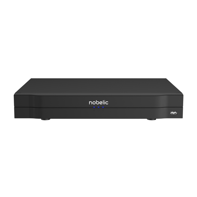 Nobelic NBLR-H1601 - 16 channel video-recorder with hybrid storage