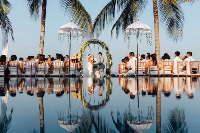 Why Bali Weddings Are On The Rise