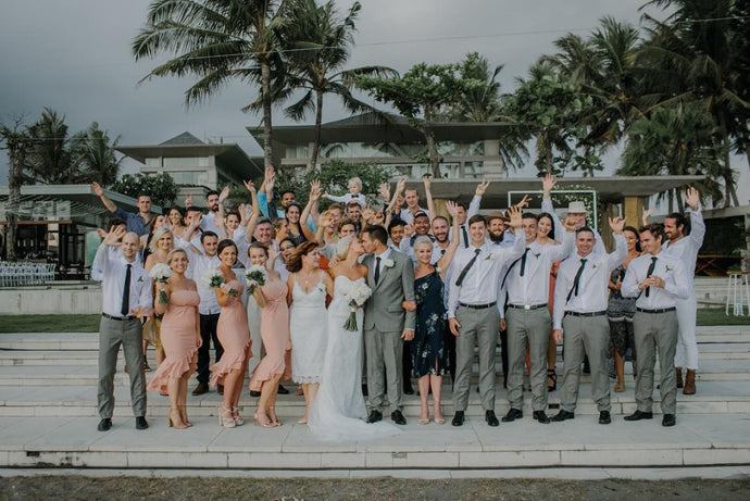 Tips To Keep Your Bali Wedding Guest's Costs Down