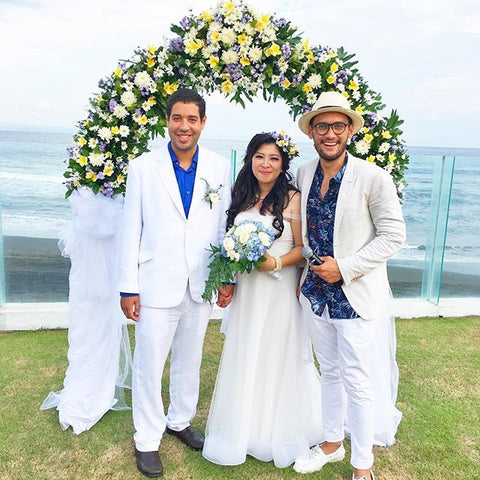 bali wedding MC