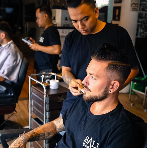 the bali barber