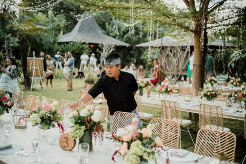catering in bali for weddings