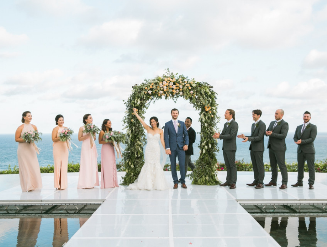 bali wedding villas