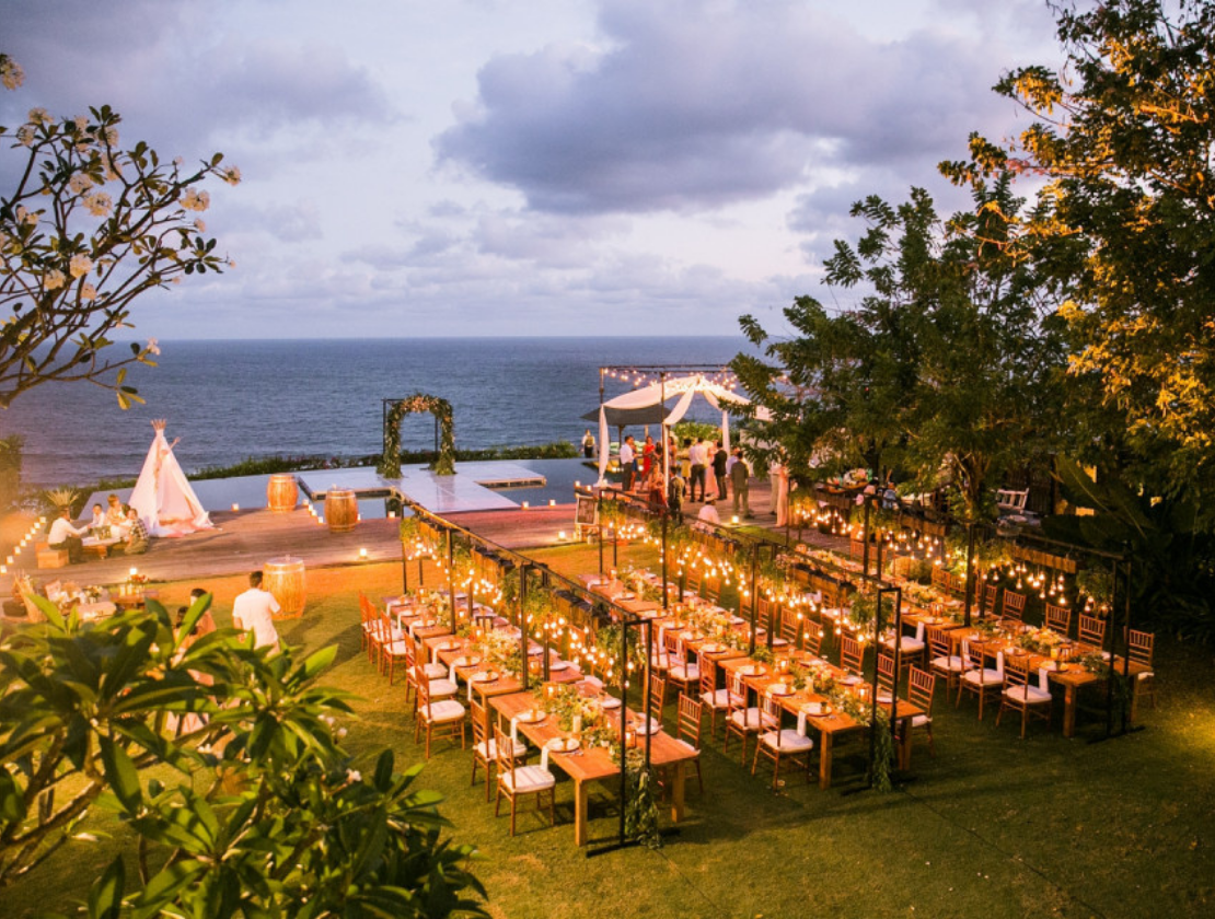 pandawa cliff wedding
