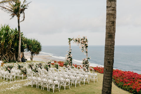 cliff top wedding bali