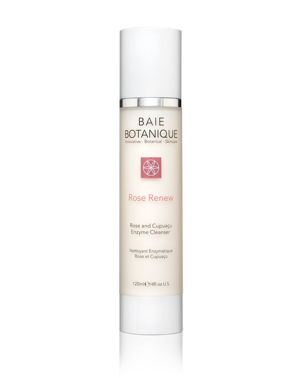 Rose + Cupuaçu Enzyme Cleanser 4 fl.oz