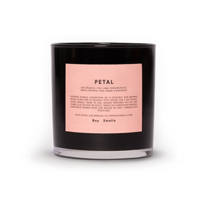 Boy Smells PETAL Candle