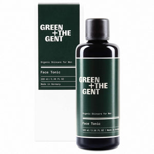 Green + The Gent  Face Tonic / Aftershave