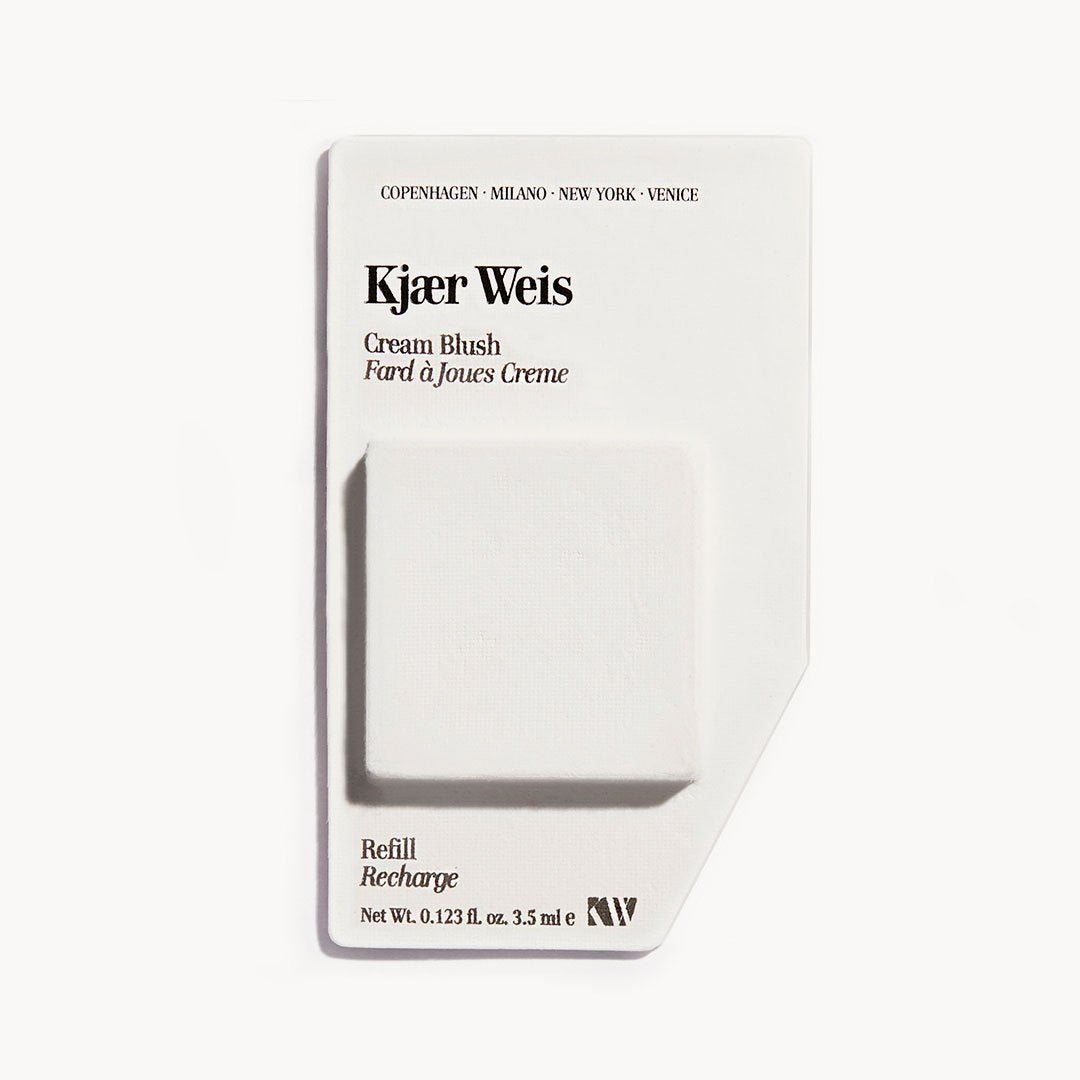 Kjaer Weis Blossoming Cream Blush REFILL / Nachfüllpack