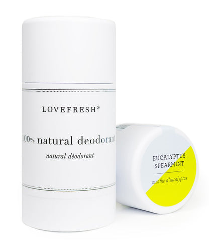 Lovefresh  EUCALYPTUS MINT Deodorant