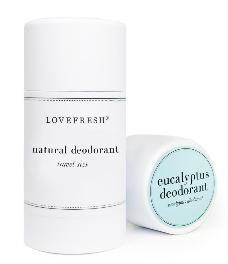 LOVEFRESH Mini Deodorant Stick Eucalyptus