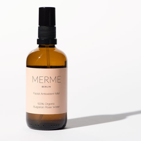 Merme Berlin Antioxidant Mist / Rose Water / Rosenwasser