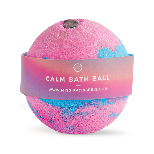 Miss Patisserie CALM Bath Bomb / Badekugel