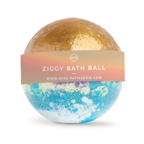 Miss Patisserie ZIGGY Bath Bomb / Badekugel