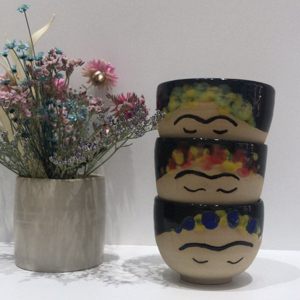 VB Ceramics  x Philokalist. FRIDA NEON Cup