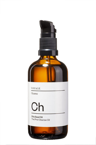Voyage Organics CHIA SEED Face Cleansing Oil
