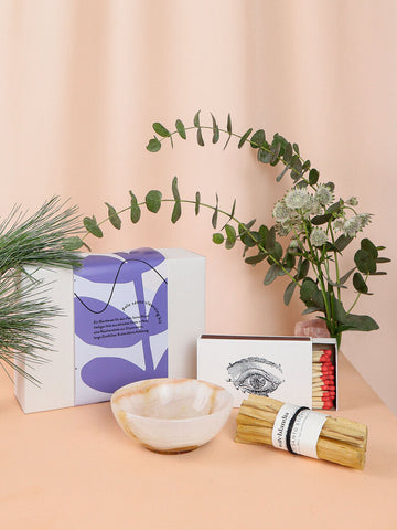 Witchlandia x Philokalist Palo Santo Cleansing Kit