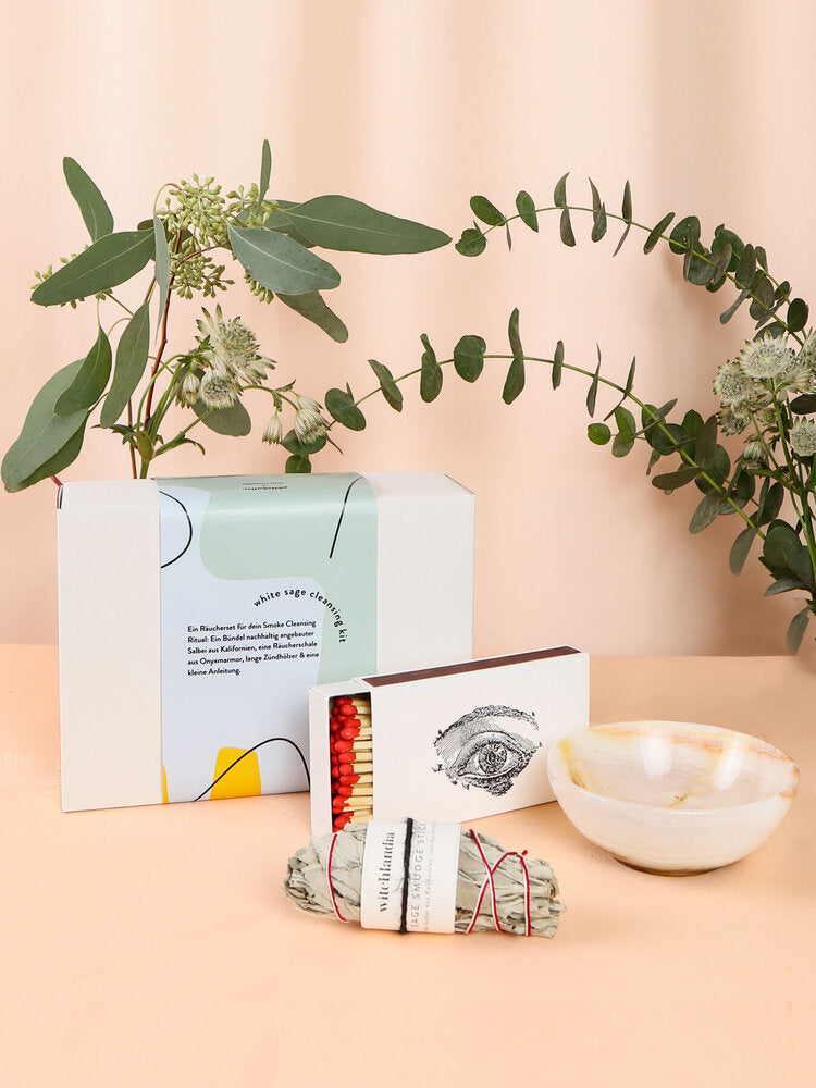 Witchlandia x Philokalist Sage Cleansing Kit