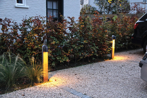 Luminaires made to resist extreme weather conditions