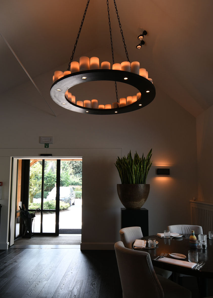 Authentage_bellefeu château suspension_pendant light_qbri wall light
