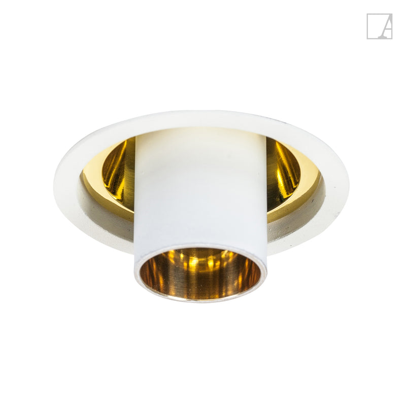Aureole long tube gold reflector - Authentage