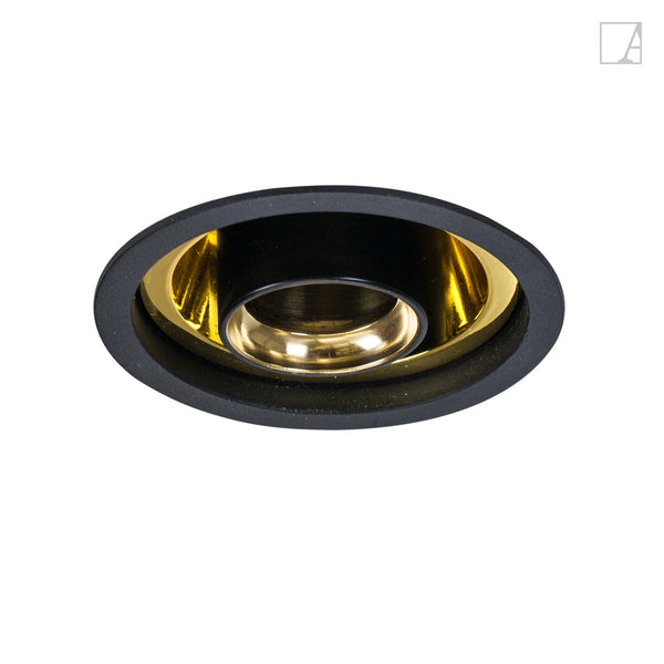 Aureole short tube gold reflector - Authentage