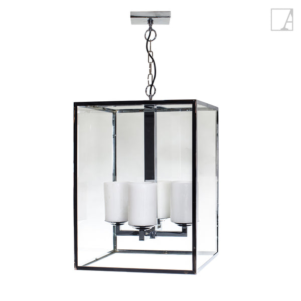 Bellefeu vitrine lantern outdoor - Authentage