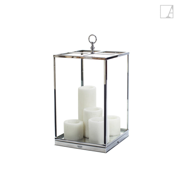 Bellefeu vitrine lantern indoor floor - Authentage