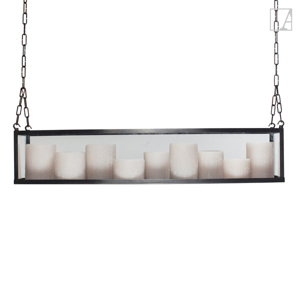 Bellefeu vitrine long suspension - Authentage