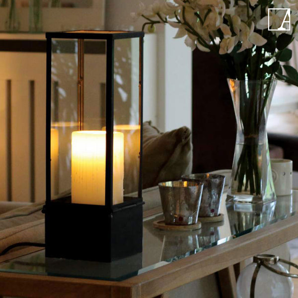 Bellefeu vitrine indoor table - Authentage