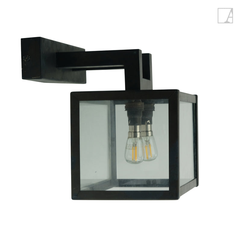 Vitrine petite lantern wall - Authentage