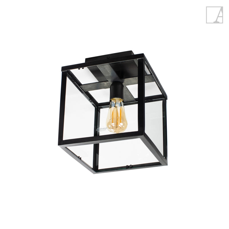 Vitrine lantern Ceiling - Authentage