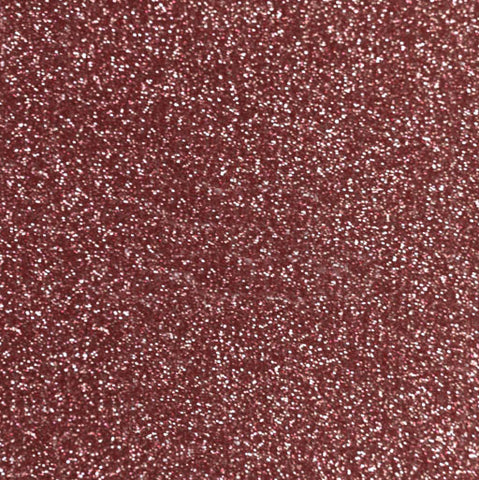 GLT-011 Rose Gold Glitter HTV