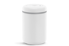 Load image into Gallery viewer, Fellow Atmos Vacuum Sealed Canister | Matte White