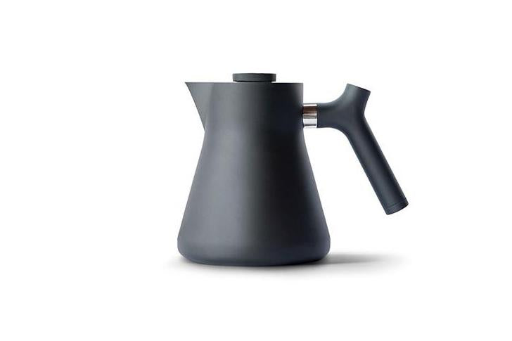 Fellow Raven Kettle & Tea Steeper | Matte Black