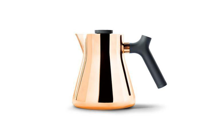 Fellow Raven Kettle & Tea Steeper | Copper