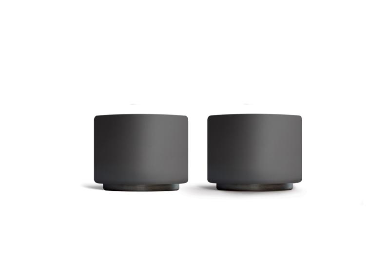 Matte Black Monty Espresso Set of 2 Demitasse 3oz Cups | Fellow