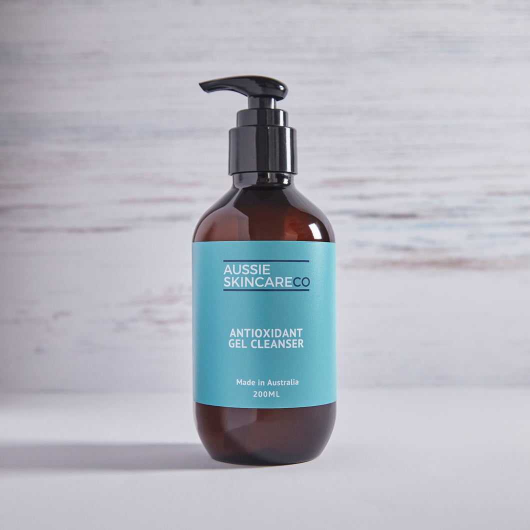 Aussie Skincare Co Antioxidant Gel Cleanser