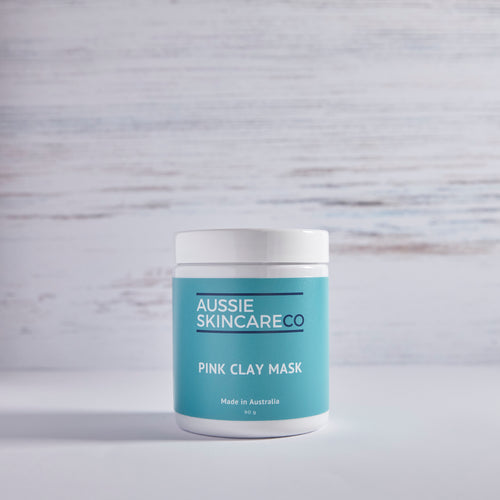 Aussie Skicnare Co Pink Clay Mask