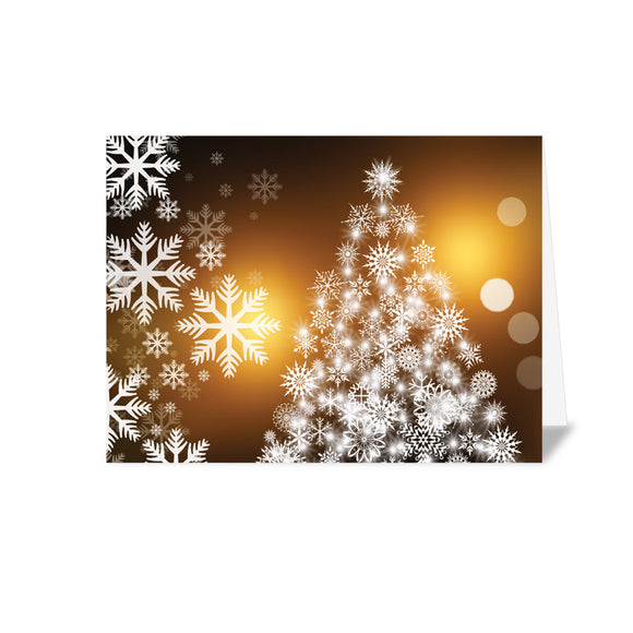 Alzheimer Scotland Christmas Tree Card