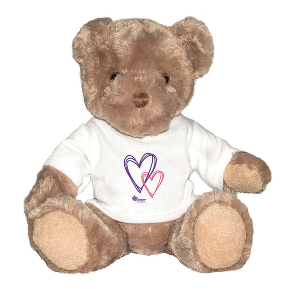 heart teddy bear alzheimer scotland