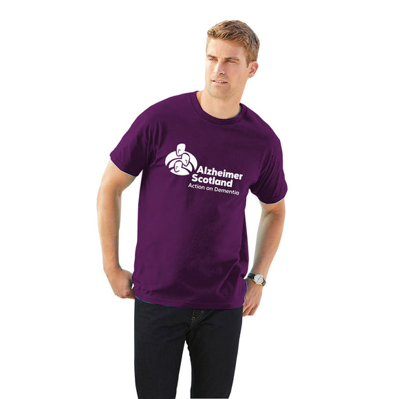Alzheimer Scotland Adult T-Shirt