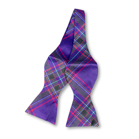 Alzheimer Scotland Self-Tie Bow Tie