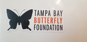 Magnet - Tampa Bay Butterfly Foundation