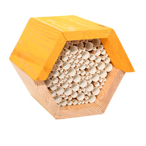 Hexagonal Bee House